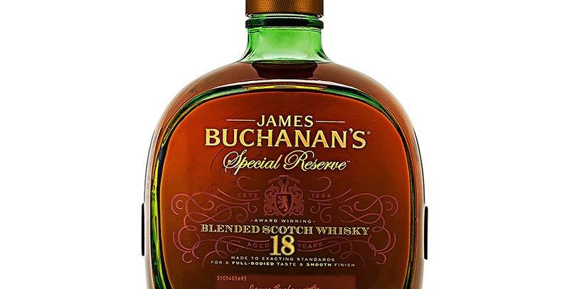 WHISKY BUCHANAN'S  RESERVA ESPECIAL
