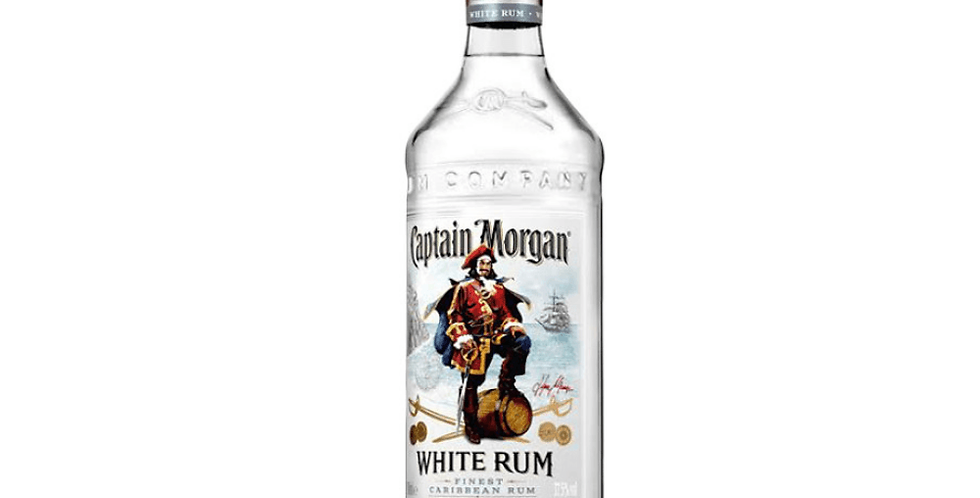 CAPTAIN MORGAN BLANCO
