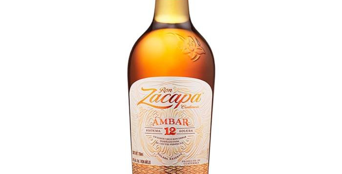 ZACAPA AMBAR 12 AÑOS