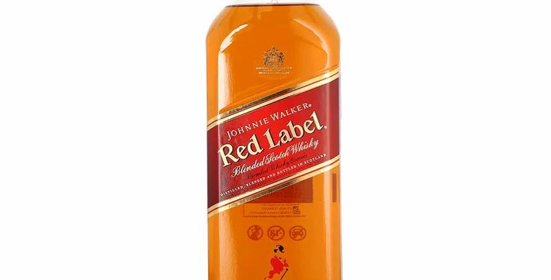 Jonnie Walker Etiqueta Roja