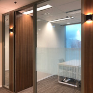 Glass Enclosed Offices