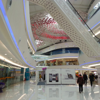 Red Flag Mall, Harbin, China