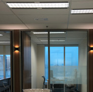 View to executive offices
