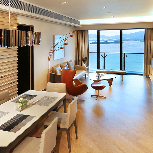 Double Cove Duplex Hong Kong