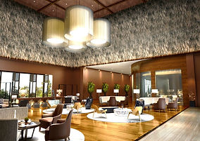 Danxia Resort Lobby