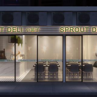 Restaurant Shopfront