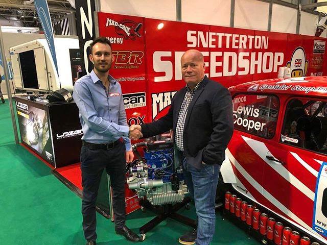 Liam Sullivan Motorsport & Snetterton Speedshop rekindle for 2018