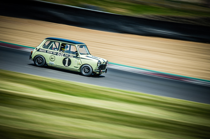 Round 2 – Masters Historic Festival, Brands Hatch