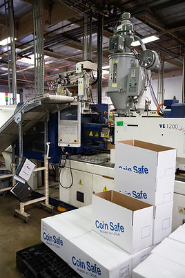 CoinSafe Manufacturing