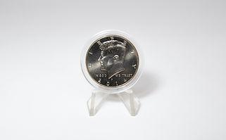 Round Coin Capsules