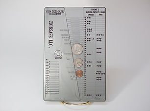 Coin Size Guage