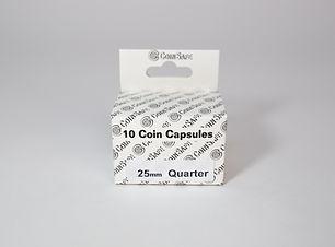 Quater Coin Capsules