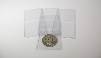 Vinyl Coin Pouch