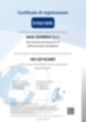 Visualizza il certificato ingrandito