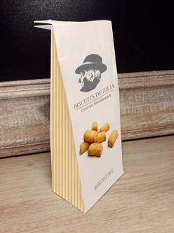 Emballage Biscuits de Zilia