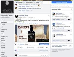Facebook Empreinte Caviste