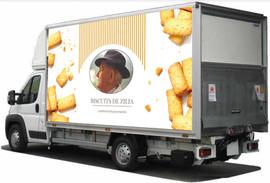 Camion Biscuits de Zilia