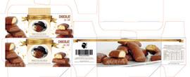 Packaging boîte chocolat Biscuits de Zilia