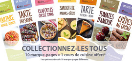 Marques-pages recettes