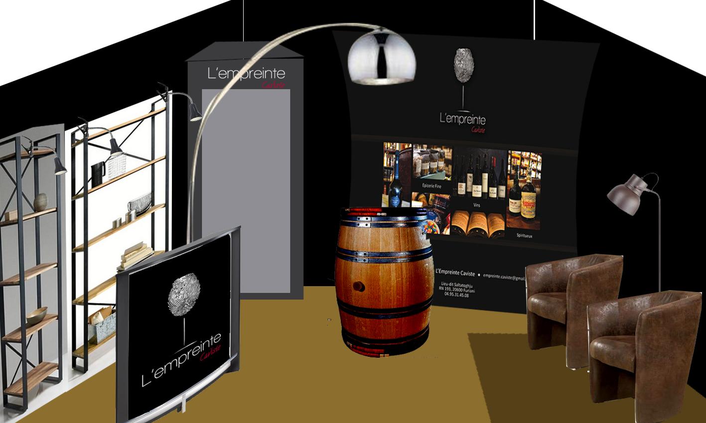 plan-vue-3D-Salon du Chocolat