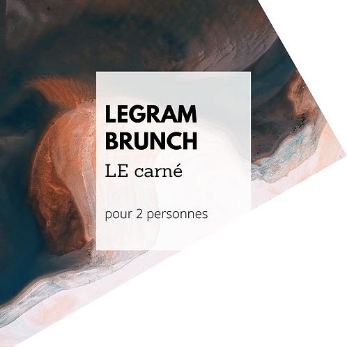 LEGRAM Brunch - LE carné
