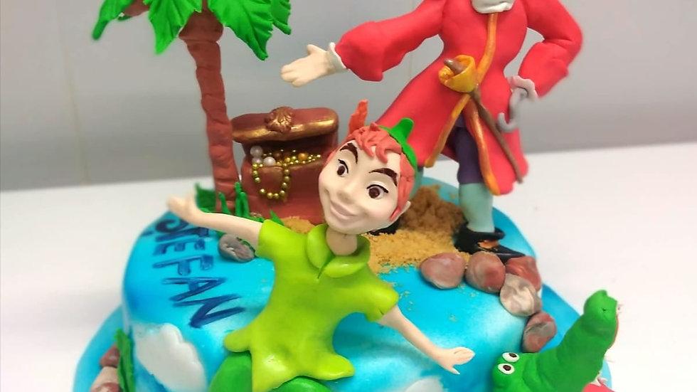 Peter Pan Premium Cake