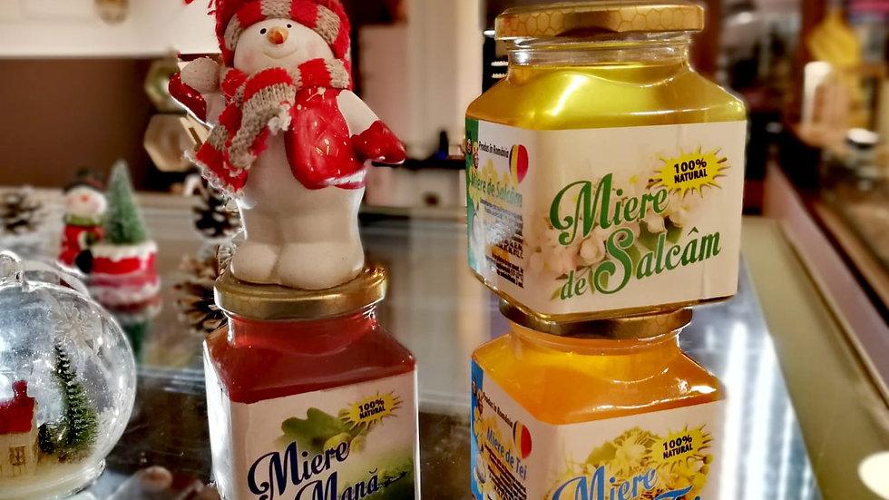 Natural Honey Gift Set