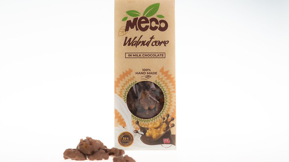 Walnuts in Milk Chocolate