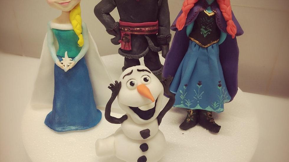 Frozen Premium Figurines
