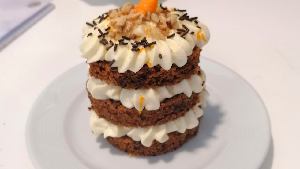 Carrot Mini Cake