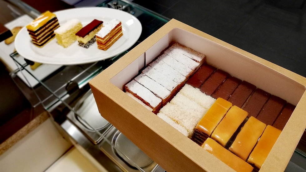Traditional Cake Pack