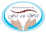 Logo Massagepraktijk Fit en Wel