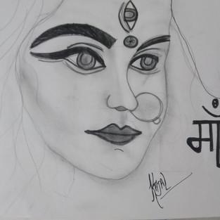 Kajal Arora, Class 8