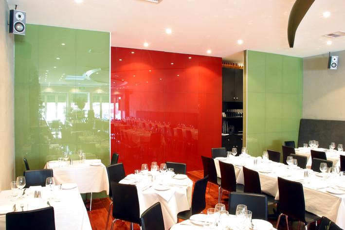 Restaurant Walls