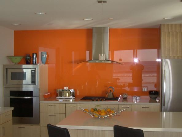 Burnt Orange Feature