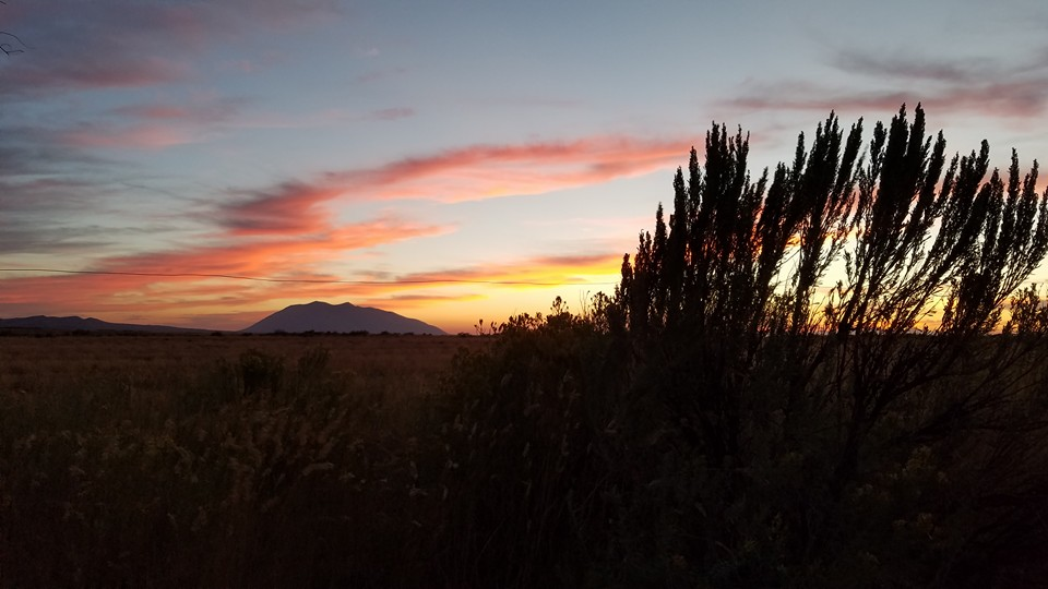 August Sunset 2016