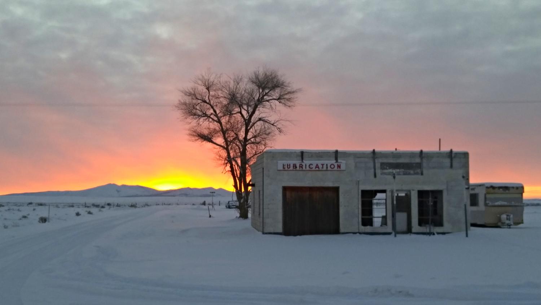 December Sunset 2015