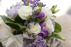 Purple Wedding Flowers