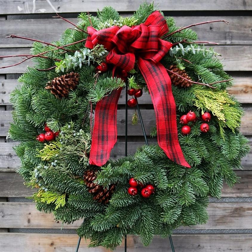 Decorate A Wreath Class