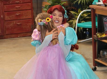 Princess Party Photos