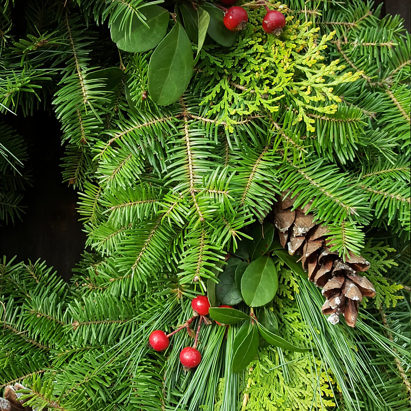 Hand-Tied Wreath Class