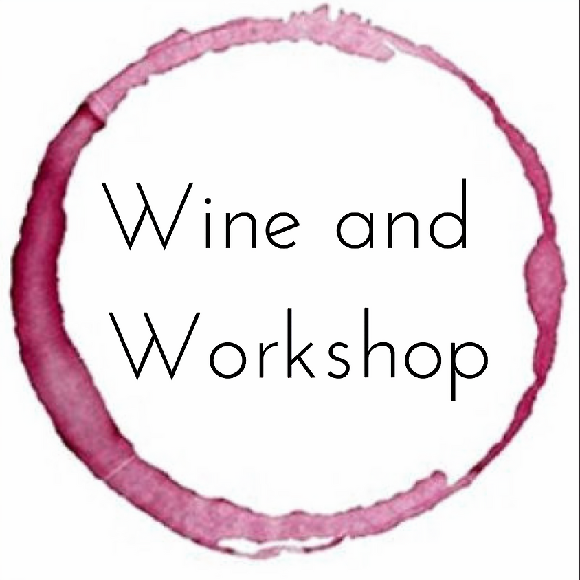 Wine and Workshop- Hand made Necklace with local artist