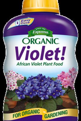 Espoma African Violet Plant Food 8 oz