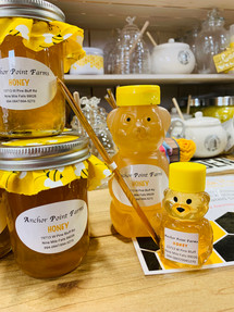 Anchor Point Farms Honey