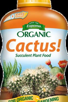 Espoma Cactus Plant Food 8oz