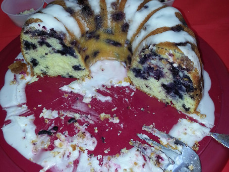 Blueberry and Salsa Bakeoff Recipes!