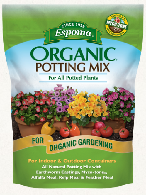 Espoma Indoor Potting Soil