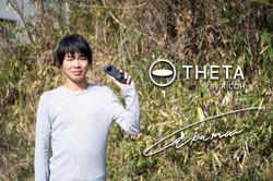 写真家 木村琢磨 × RICOHTHETAインタビュー 私がTHETAを使う理由