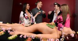 Naked Sushi Party