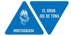 #GUITXISACASA | El gran joc de tona!
